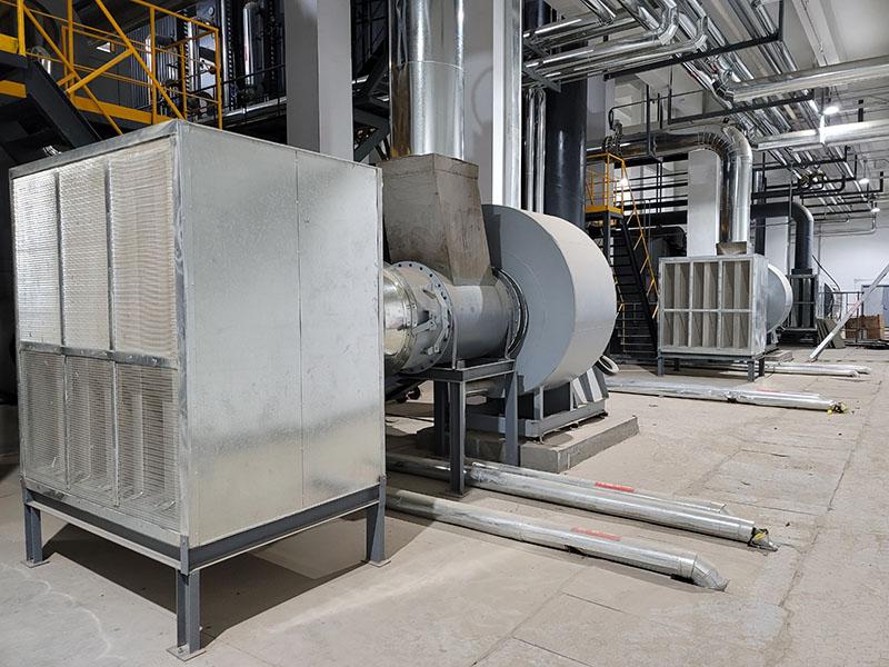 锅炉行业-50T